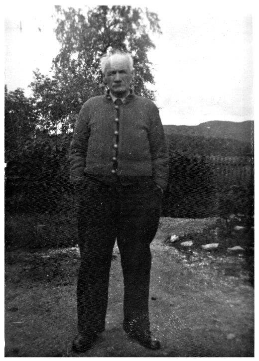 STORDRIVAR'N: Anton Haugberg fikk i gang stor aktivitet.